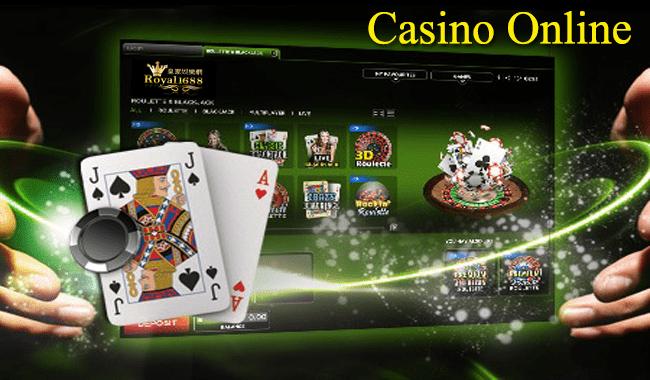 online casino game onlin