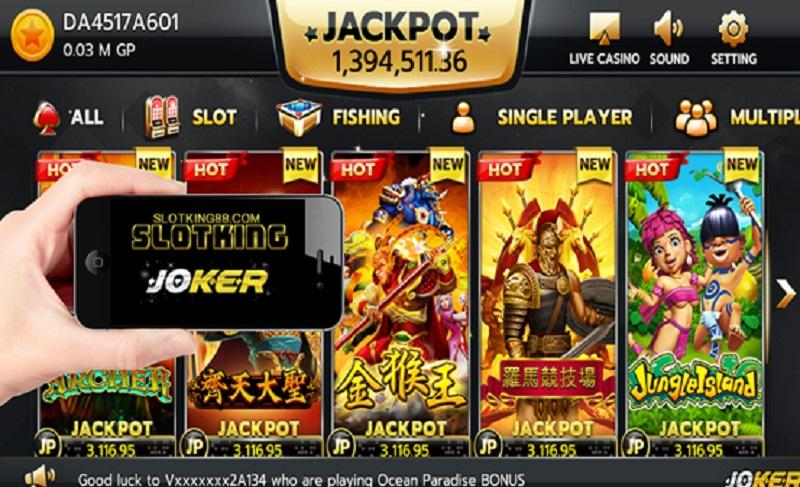 Joker 123 Slot Game And It S Winning Tips Casino Fair